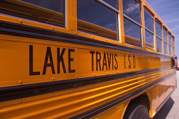 Lake Travis Isd Bus From Ltisd Twitter